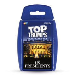 US Presidents Top Trumps
