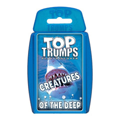 Creatures Of The Deep Top Trumps