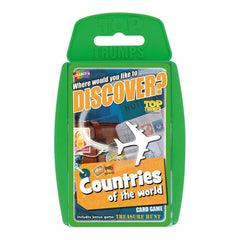 Countries Of The World Top Trumps