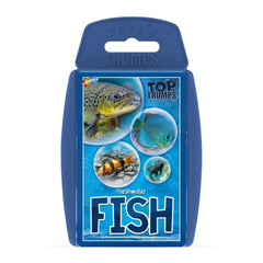 Freshwater Fish Top Trumps