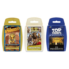 Interesting History Top Trumps Bundle