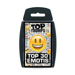 Top 30 Emotis Top Trumps