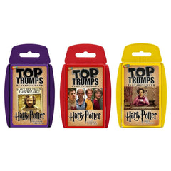 Harry Potter Top Trumps Bundle