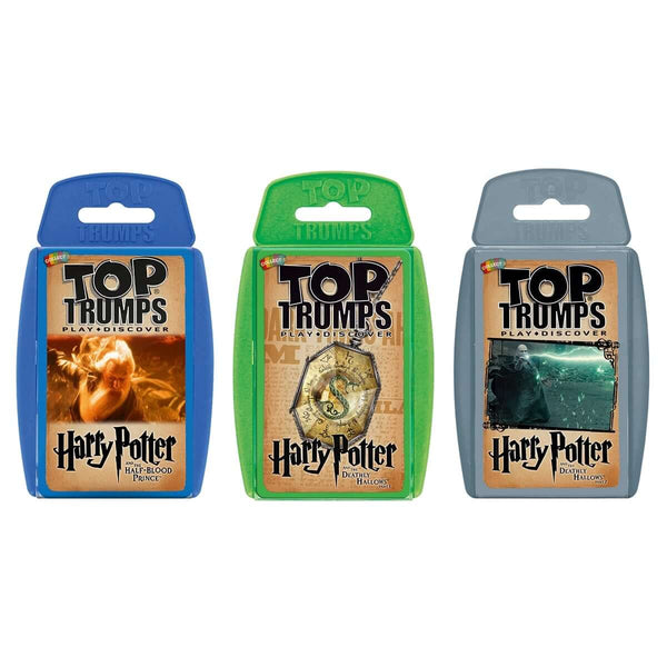 Harry Potter Top Trumps Bundle 2 - Top Trumps USA