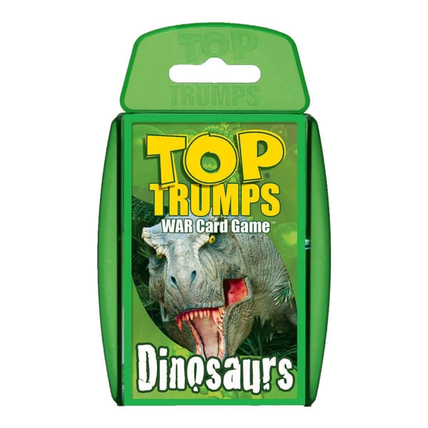 Dinosaurs Top Trumps Card Game - Top Trumps USA