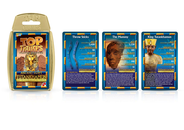 Ancient Egypt Top Trumps - Top Trumps USA