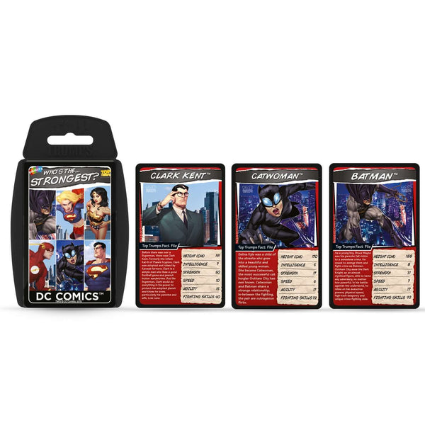 DC Comics Top Trumps - Top Trumps USA