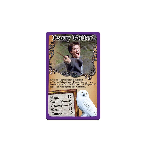 Harry Potter & the Prisoner of Azkaban Top Trumps - Top Trumps USA