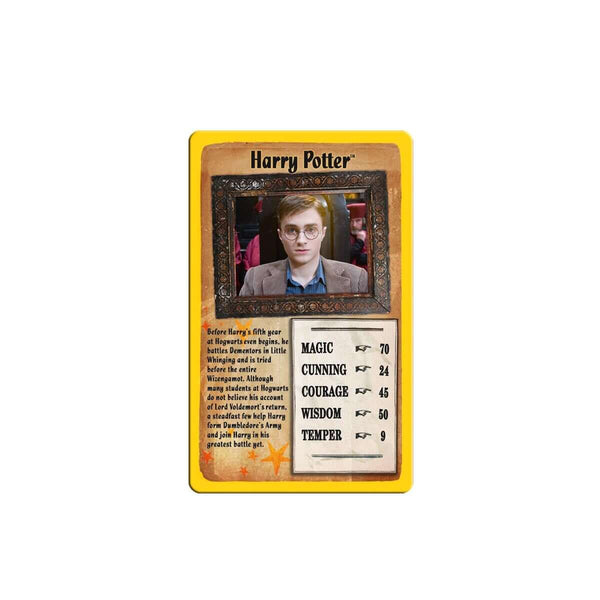 Harry Potter Order of the Phoenix Top Trumps