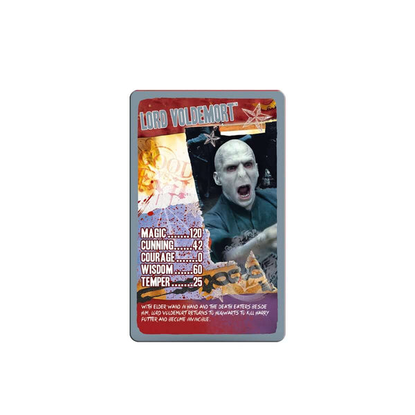 Harry Potter the Deathly Hallows Part 2 Top Trumps - Top Trumps USA