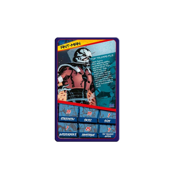 Marvel Universe Top Trumps - Top Trumps USA