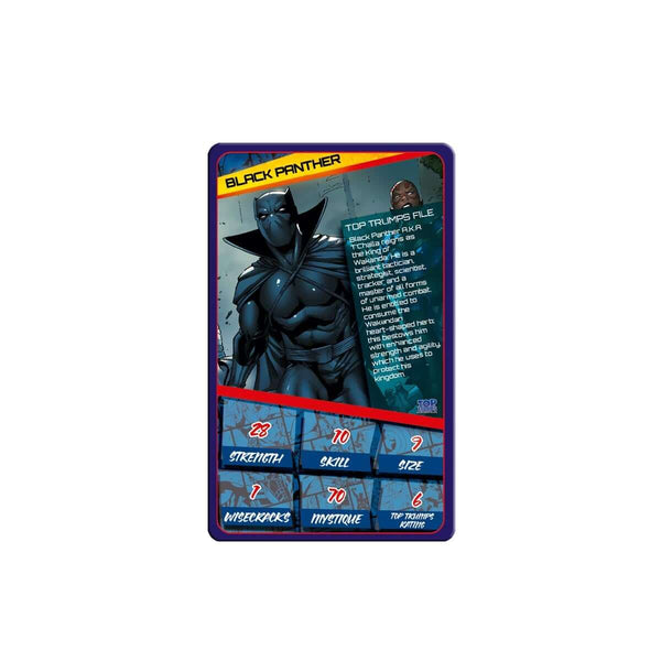 Marvel Universe Top Trumps