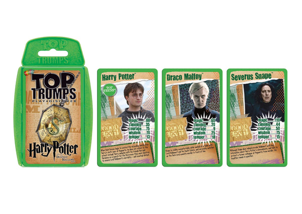Harry Potter & the Deathly Hallows 1 Top Trumps - Top Trumps USA