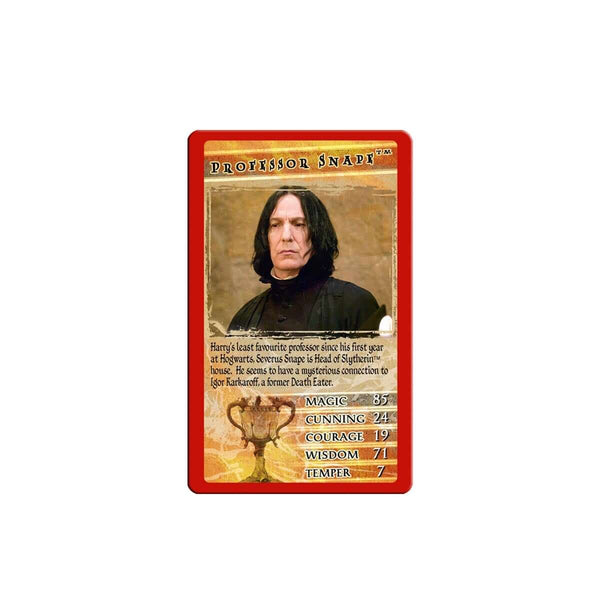 Harry Potter & the Goblet of Fire Top Trumps