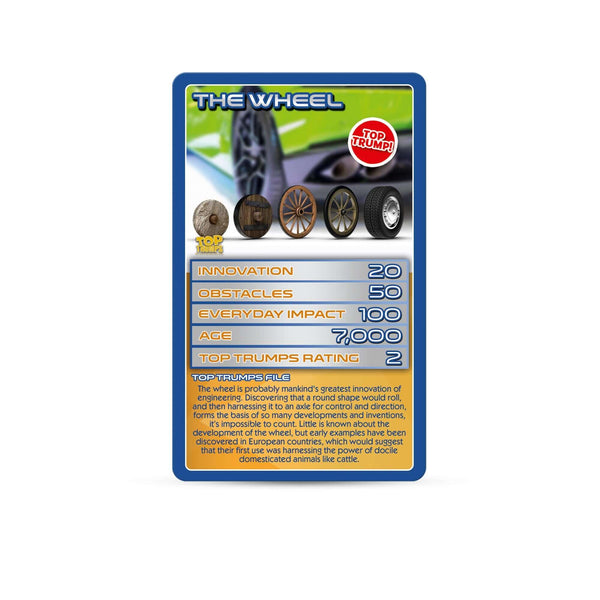 Extraordinary Engineering Top Trumps