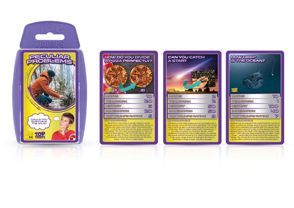 Peculiar Problems Top Trumps - Top Trumps USA
