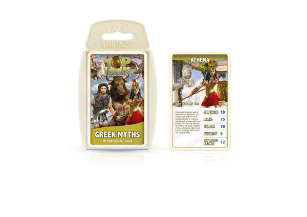 Greek Mythology Top Trumps - Top Trumps USA