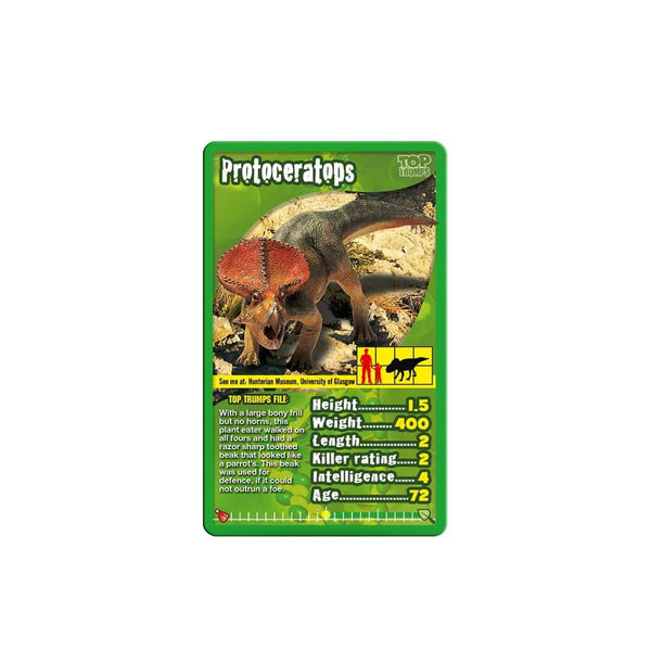 Dinosaurs Top Trumps - Top Trumps USA