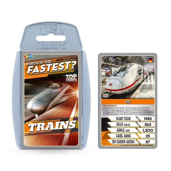 Planes Trains and Automobiles Top Trumps Bundle - Top Trumps USA