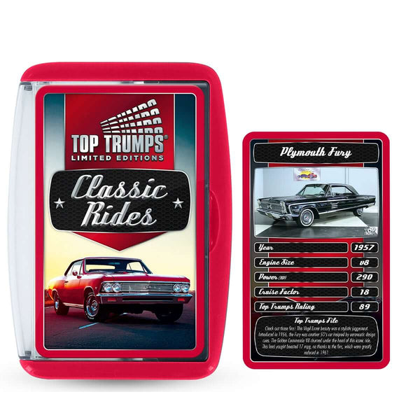 Planes Trains and Automobiles Top Trumps Bundle