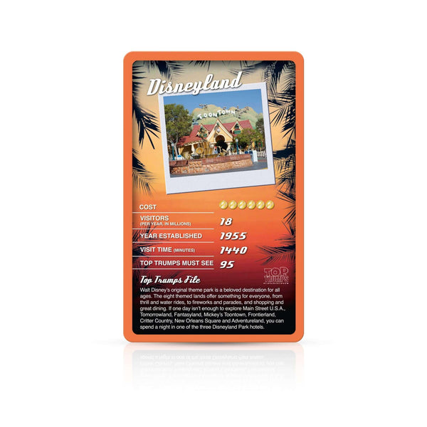 California Top Trumps - Top Trumps USA