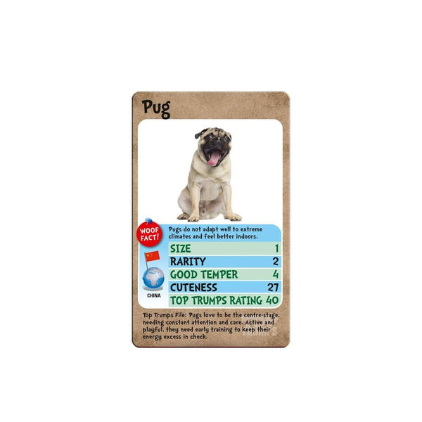 Dogs Top Trumps
