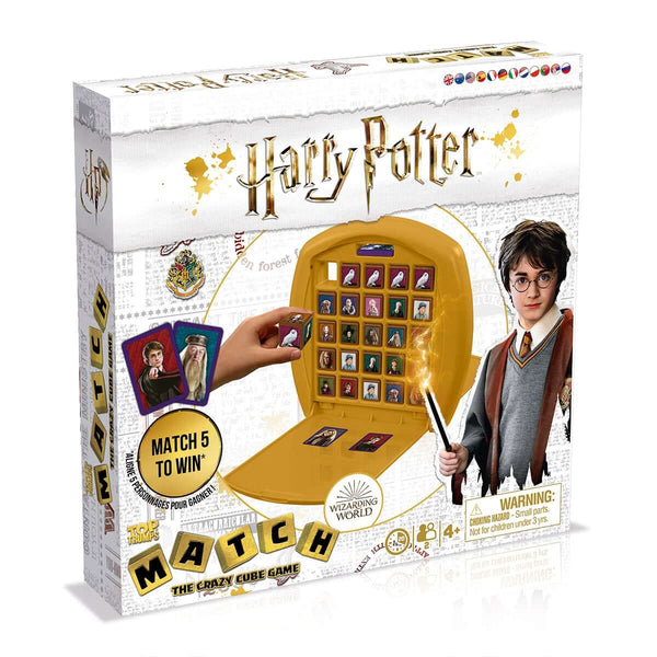 Harry Potter Top Trumps Match - Top Trumps USA