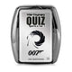 James Bond Top Trumps Quiz