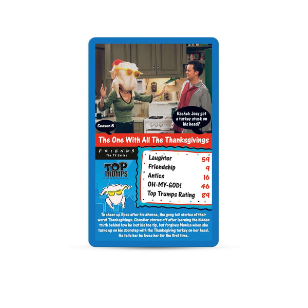 Friends Top Trumps - Top Trumps USA
