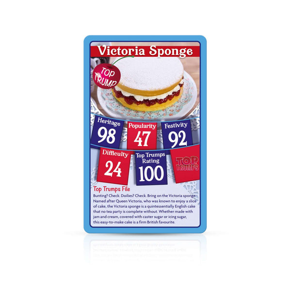The Great British Bakes Top Trumps