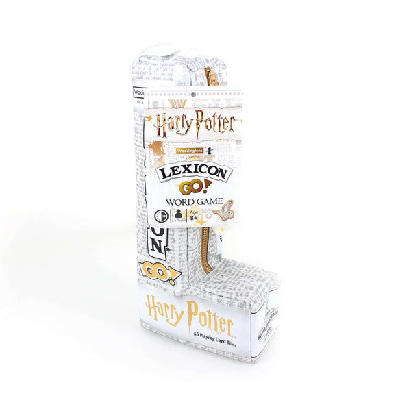 Harry Potter Lexicon Go! Word Game - Top Trumps USA