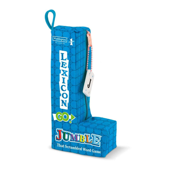 Jumble Lexicon-Go! Word Game - Top Trumps USA