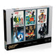 James Bond Movie Poster 1000 Piece Jigsaw Puzzle Game