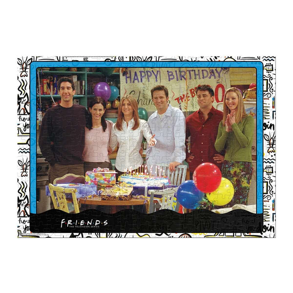 Friends Happy Birthday 1000 Piece Jigsaw Puzzle - Top Trumps USA