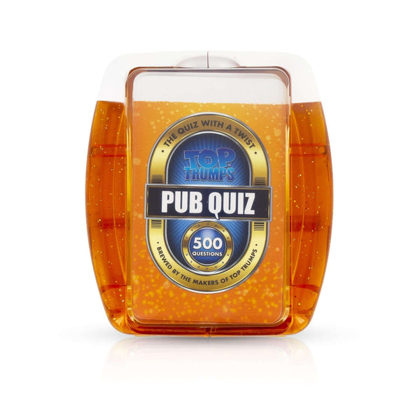 Pub Quiz Top Trumps Quiz Game - Top Trumps USA