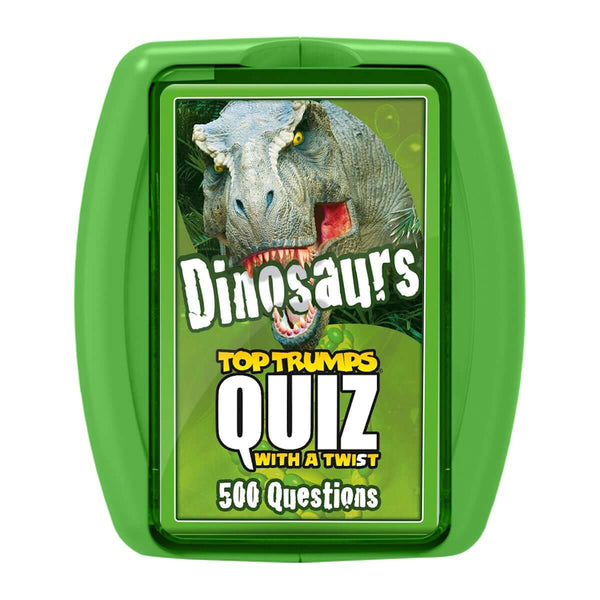 Dinosaurs Top Trumps Quiz - Top Trumps USA