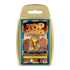 Ancient Egypt Top Trumps Card Game