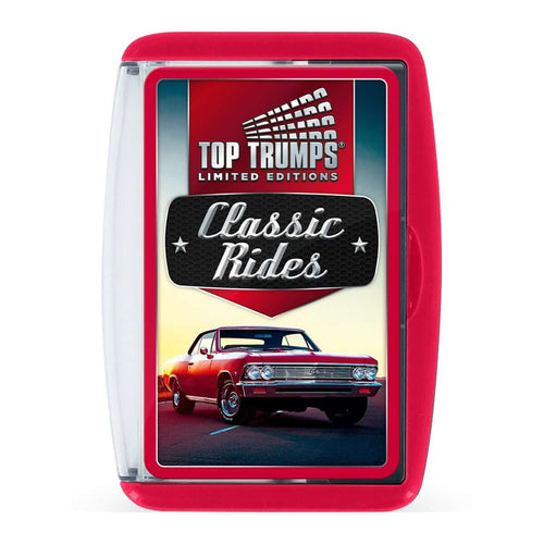 Classic Rides Top Trumps Card Game