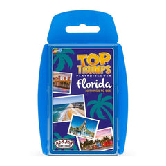 Florida Top Trumps Card Game