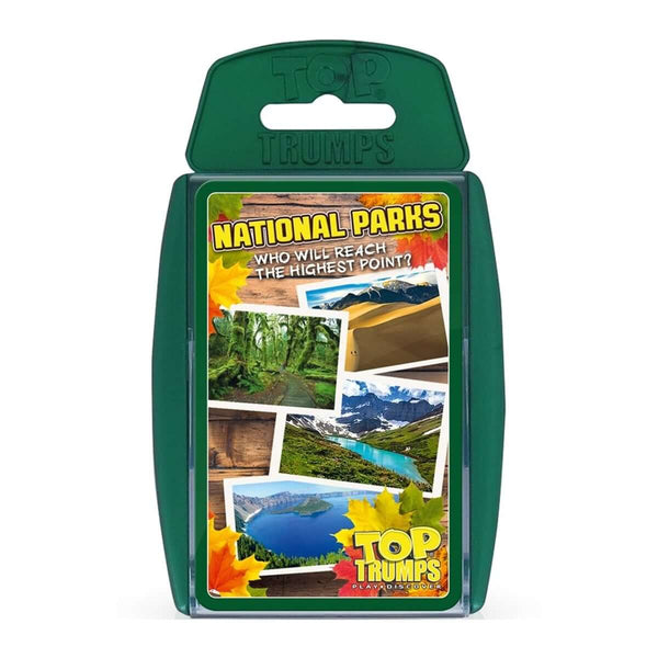 National Parks Top Trumps - Top Trumps USA