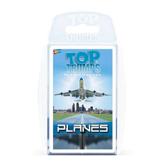 Passenger Planes Top Trumps