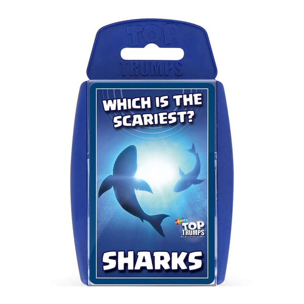 Sharks Top Trumps - Top Trumps USA