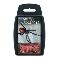 Spiders Top Trumps