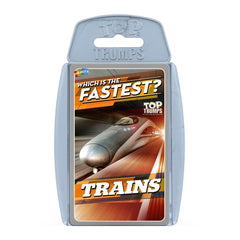 Trains Top Trumps