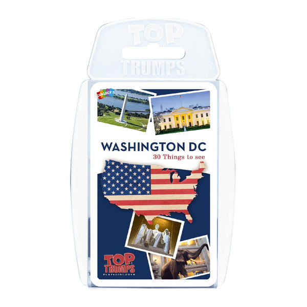Washington DC Top Trumps - Top Trumps USA