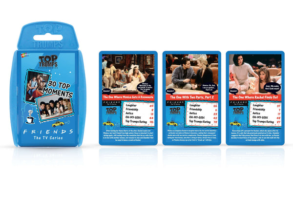 Friends Top Trumps Bundle - Top Trumps USA