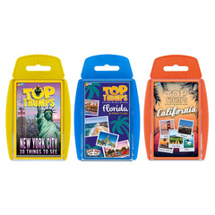 USA Destinations Top Trumps Bundle