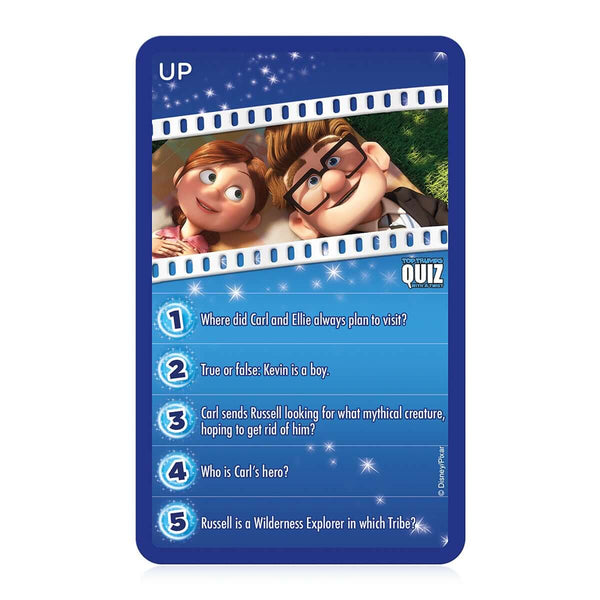 Disney Classic Top Trumps Quiz Game - Top Trumps USA