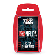 NFL PA Top Trumps Card Game