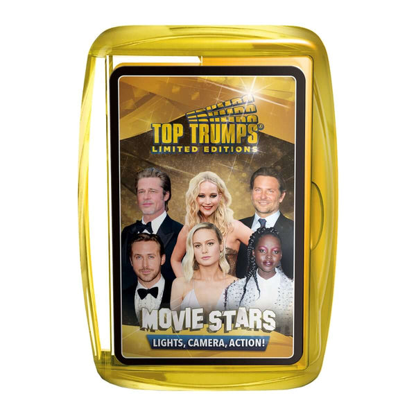 The Top 30 Movie Stars Top Trumps
